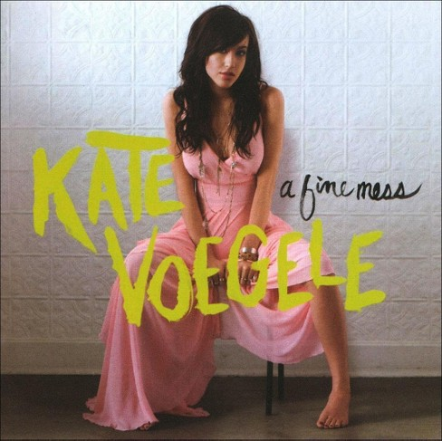Kate Voegele - A Fine Mess (CD) - image 1 of 1