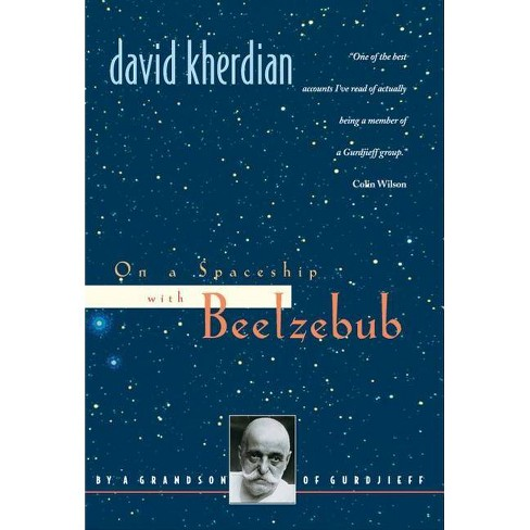 On a Spaceship with Beelzebub - by  David Kherdian (Paperback) - image 1 of 1