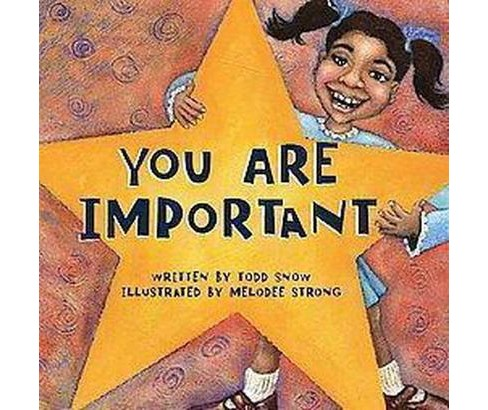You Are Important (Board) by Todd Snow - image 1 of 1