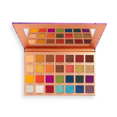 Makeup Revolution x Tammi Tropical Twilight Eyeshadow Palette - 0.96oz