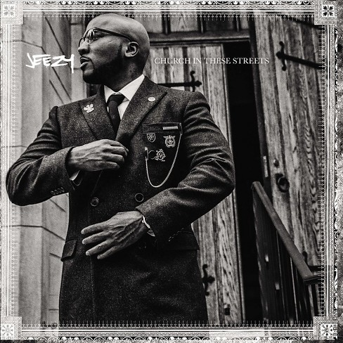 Jeezy - Church in these streets (CD) - image 1 of 1