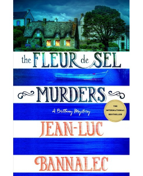 Fleur De Sel Murders -  (Brittany Mystery) by Jean-Luc Bannalec (Hardcover) - image 1 of 1