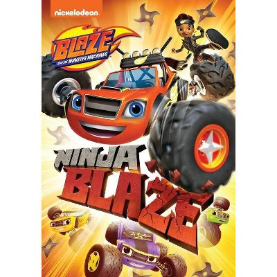 Blaze and The Monster Machines: Ninja Blaze (DVD)