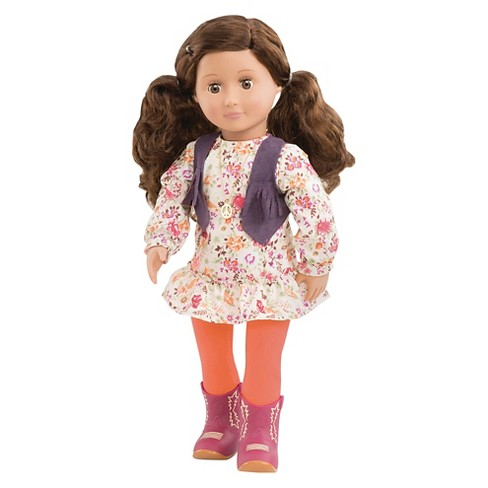 Our Generation Retro Doll - Jackie - image 1 of 3