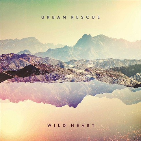 Urban rescue - Wild heart (CD) - image 1 of 1