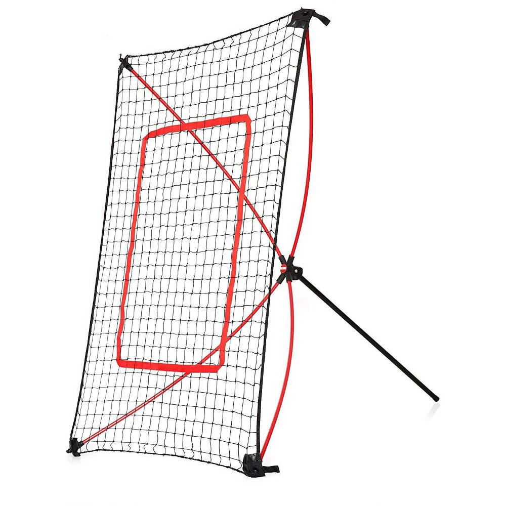Net Playz 5 39 X 3 39 Portable Baseball Rebound Net Black