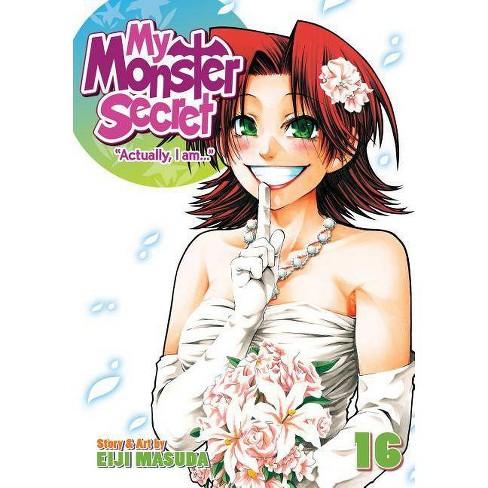 My Monster Secret Vol. 16 - by  Eiji Masuda (Paperback) - image 1 of 1