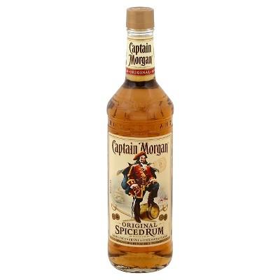 Captain Morgan® Black Cask Spiced Rum - 750mL Bottle