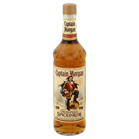 d8a7fb8286286 Captain Morgan® Black Cask Spiced Rum - 750mL Bottle   Target