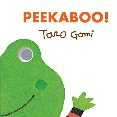 Peekaboo! - by Taro Gomi (Board Book)