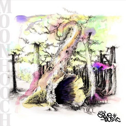 Moon hooch - This is cave music (Vinyl) - image 1 of 1