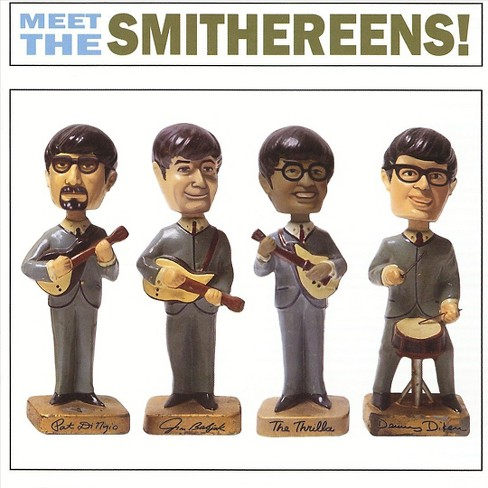 Smithereens - Meet the smithereens:Tribute to the b (CD) - image 1 of 3