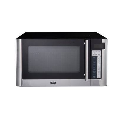Oster 1.1 Cu. Ft. 1000 Watt Digital Microwave Oven - Black OGG61101