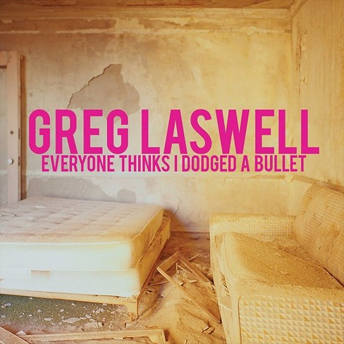 Greg laswell - Everyone thinks i dodged a bullet (Vinyl) - image 1 of 1