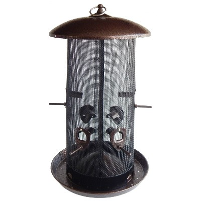 Droll Yankees Stokes Select Hammered Copper Giant Combo Screen Feeder