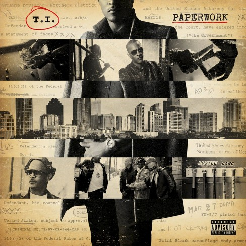 Paperwork (Deluxe Edition) [Explicit Lyrics] - image 1 of 1