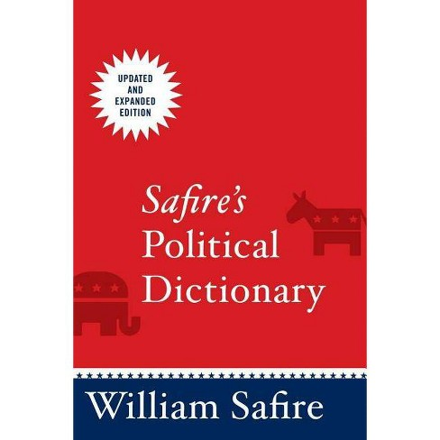 Safire's Political Dictionary - by  William Safire (Paperback) - image 1 of 1