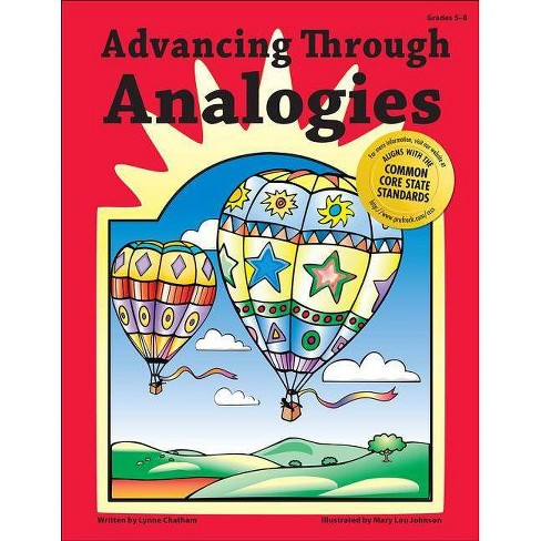Advancing Through Analogies - by  Lynne Chatham & Dianne Draze (Paperback) - image 1 of 1