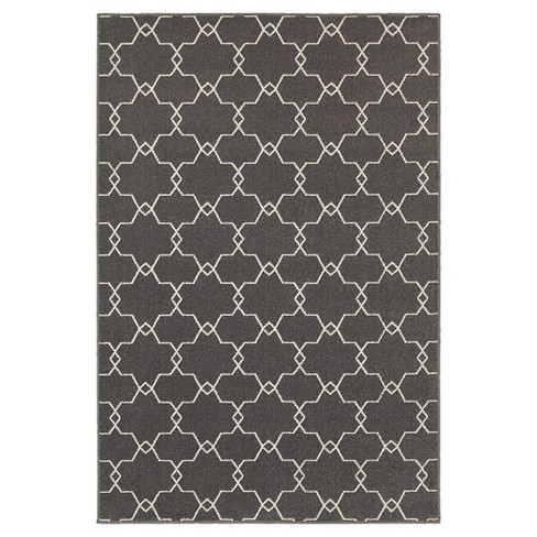 Gray Newport Slate Rug - image 1 of 1