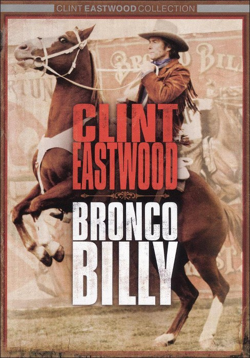 Bronco billy (DVD) - image 1 of 1