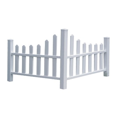 2.6' Country Corner Picket - Vita