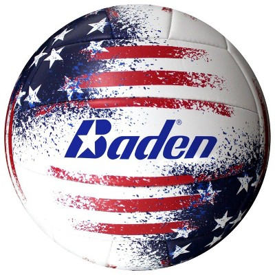 Baden Size 2 Stars and Strips Volley Ball