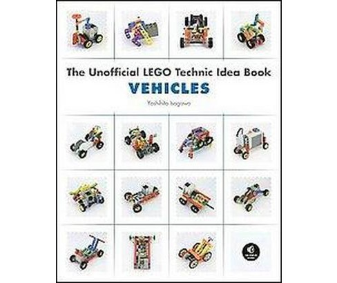 LEGO Technic Idea Book : Wheeled Wonders (Vol 2) (Paperback) (Yoshihito Isogawa) - image 1 of 1