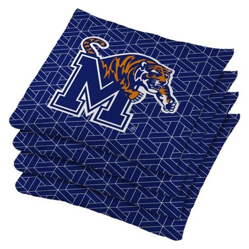 NCAA Memphis Tigers Wild Sports 4-Pack Bean Bag Set - image 1 of 1