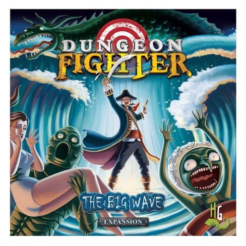 Dungeon Fighter - The Big Wave Expansion Board Game - image 1 of 1
