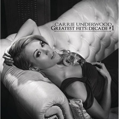 Carrie Underwood- Greatest Hits: Decade #1 (CD)