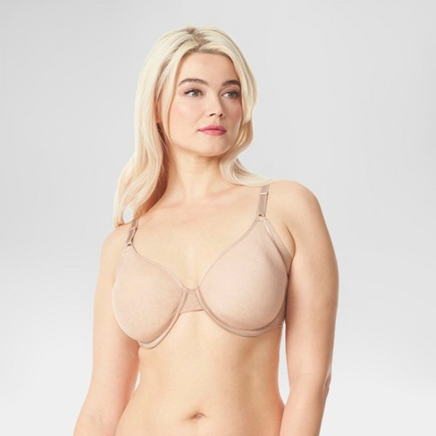 22659a08b1ed4 Simply Perfect by Warner s® Women s Full Figure Underarm Smoothing Spacer  Bra