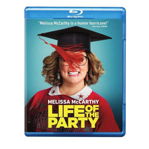 Life of the Party (Blu-Ray) - image 1 of 1