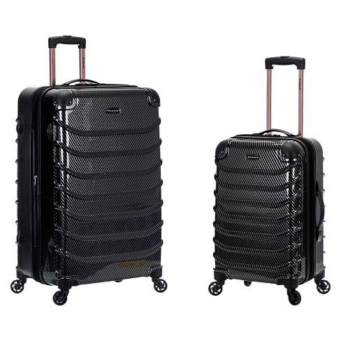 Rockland Special 2pc Expandable ABS Spinner Set - Fiber - image 1 of 3