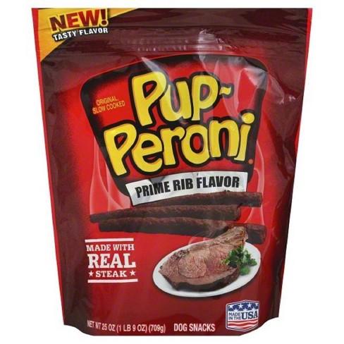 Pup-Peroni Prime Rib Flavor Treat 25oz - image 1 of 1