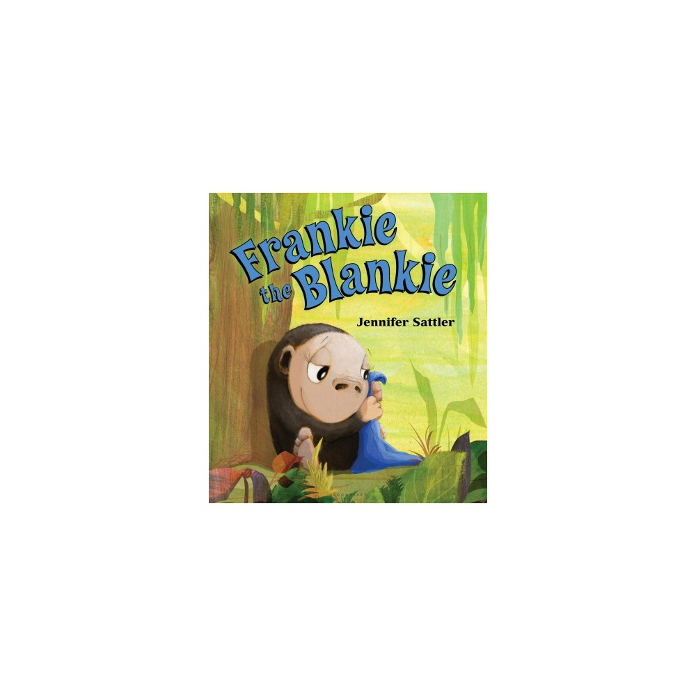 Frankie the Blankie (Hardcover) (Jennifer Sattler)