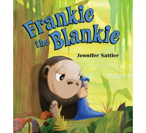 Frankie the Blankie (Hardcover) (Jennifer Sattler) - image 1 of 1