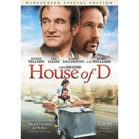 House of D (DVD)(2005) - image 1 of 1