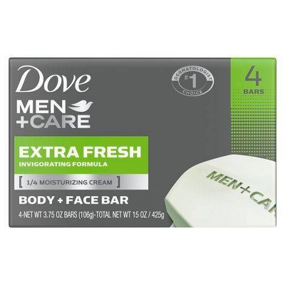 Bar Soap: Dove Men+Care