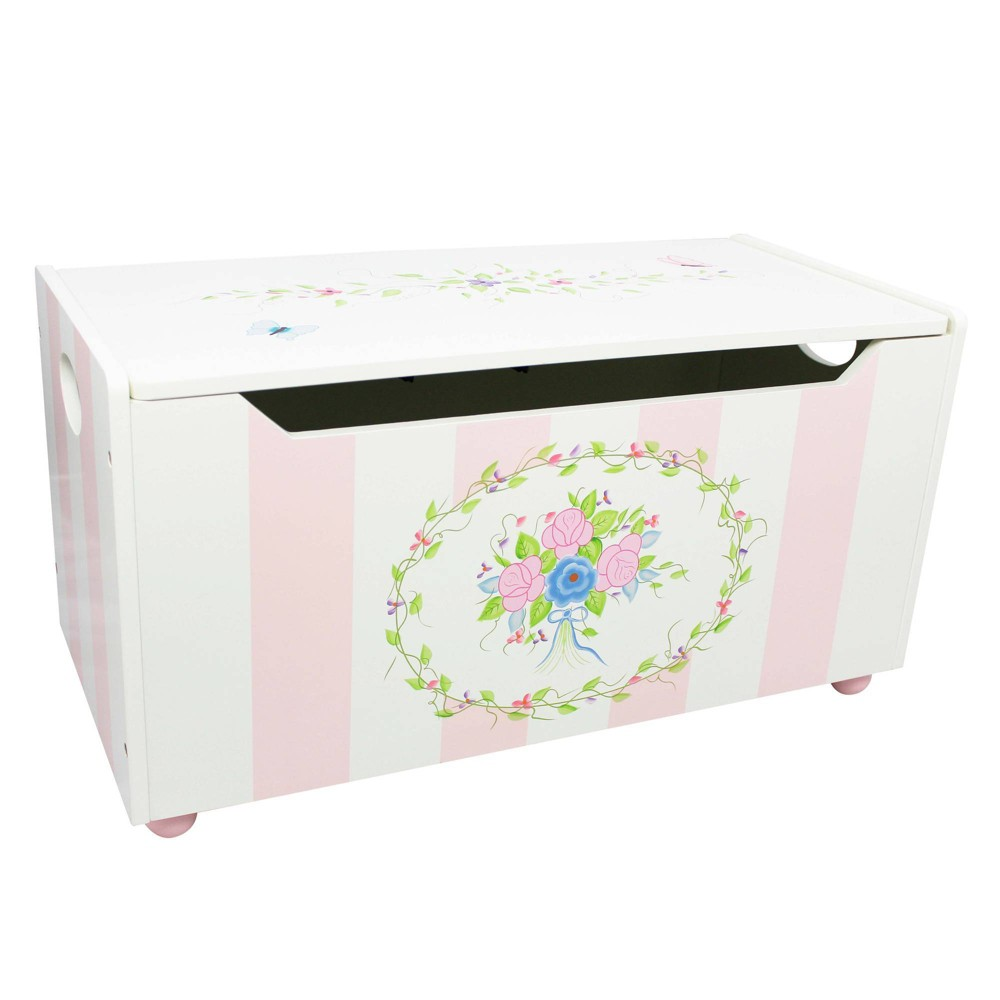 Image of Bouquet Fantasy Fields Toy Chest - Teamson Kids