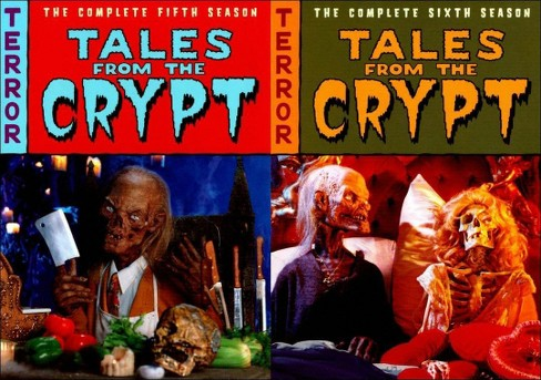 Tales from the Crypt: The Complete Seasons 5 & 6 [6 Discs] - image 1 of 1