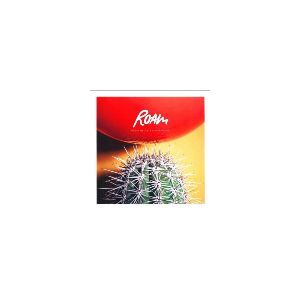 Roam - Great Heights & Nosedives (CD)
