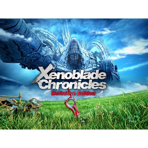 Xenoblade Chronicles: Definitive Edition - Nintendo Switch (Digital) - image 1 of 4