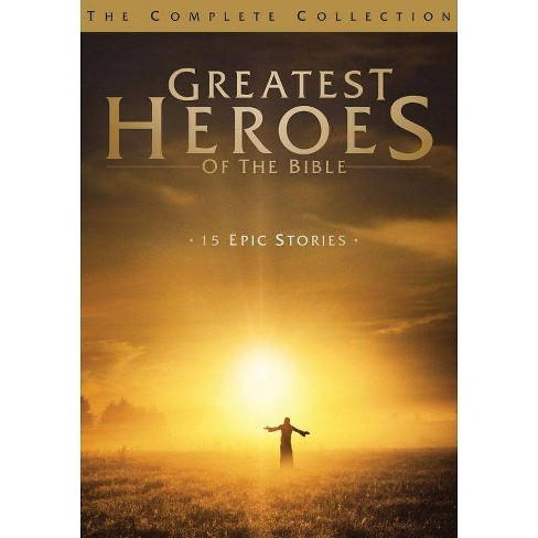 Greatest Heroes Of The Bible: The Complete Collection (DVD)