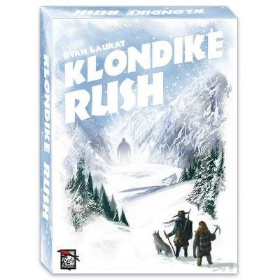 Klondike Rush Board Game
