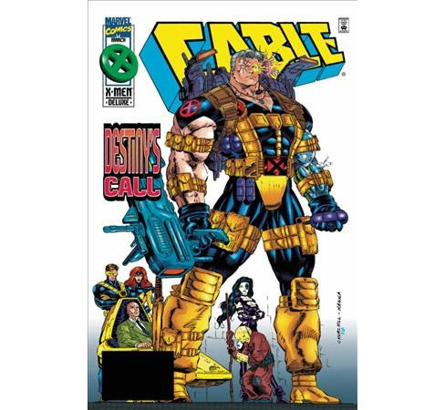 Cable & X-Force : Onslaught Rising -  (Paperback) - image 1 of 1