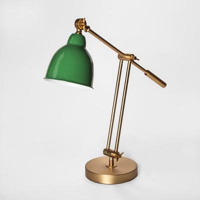 Green and Gold Task Lamp - Threshold™