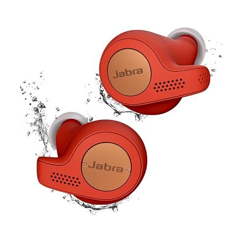 Jabra Elite Active 65t Red True Wireless Sport Earbuds Copper Red Target