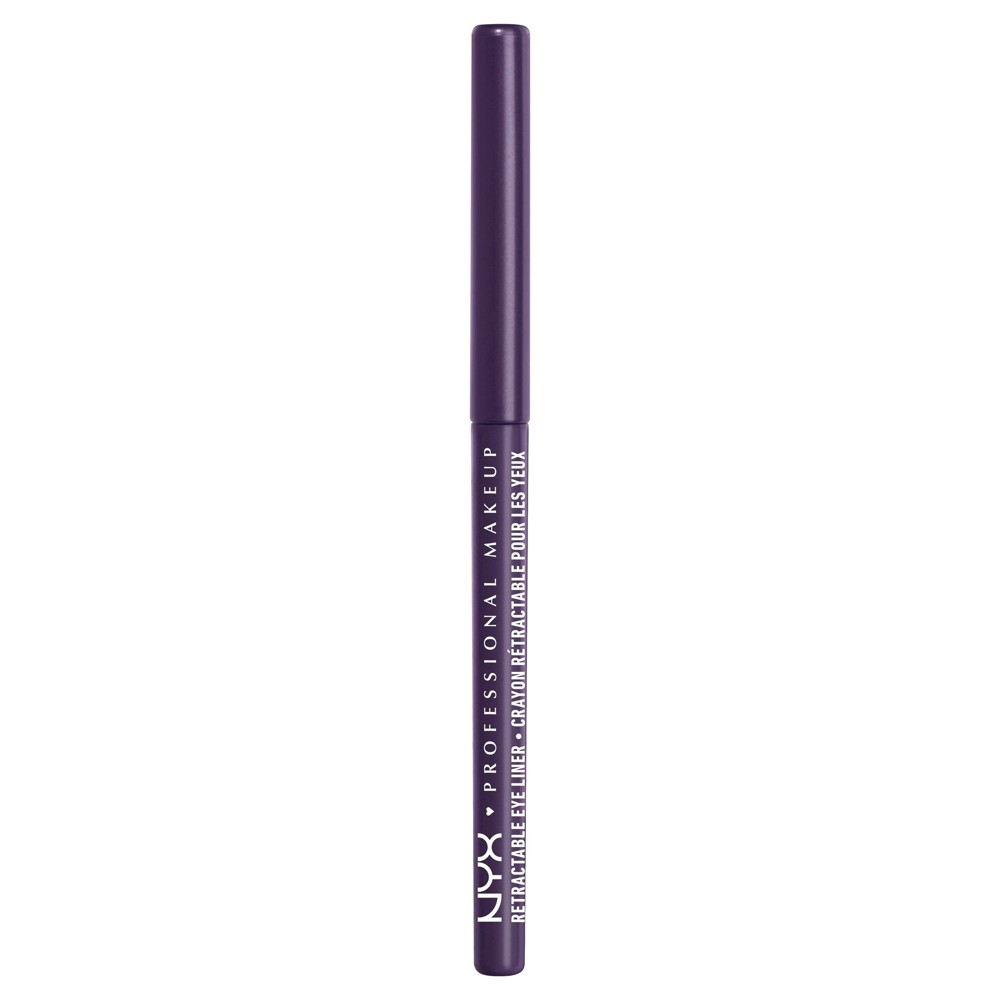Nyx Professional Makeup Retractable Eyeliner Deep Purple - 0.01oz