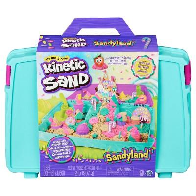 Kinetic Sand Sandyland Folding Sandbox