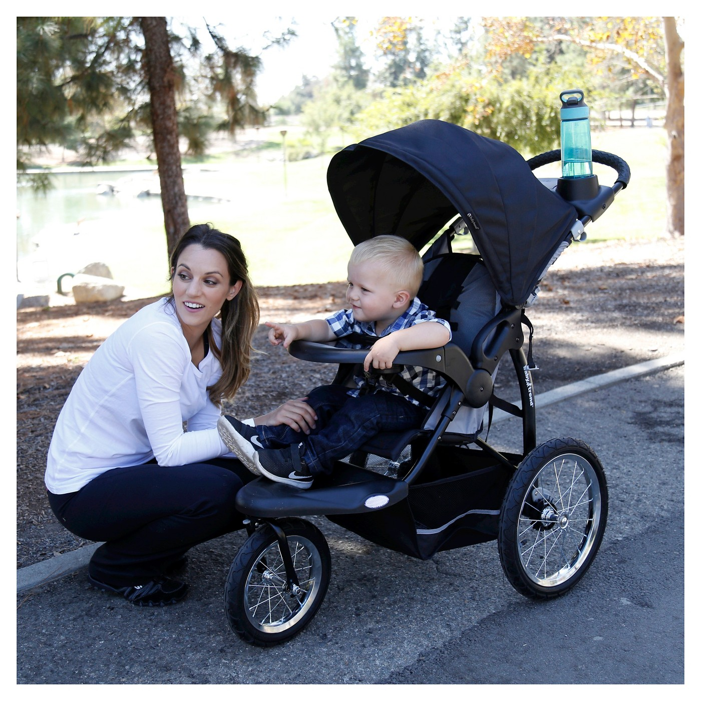 Baby Trend Expedition RG Jogger Stroller - image 6 of 6